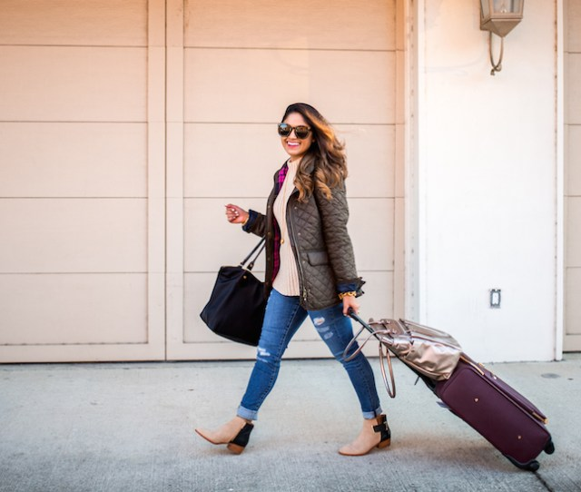 Comfortable Travel Clothes