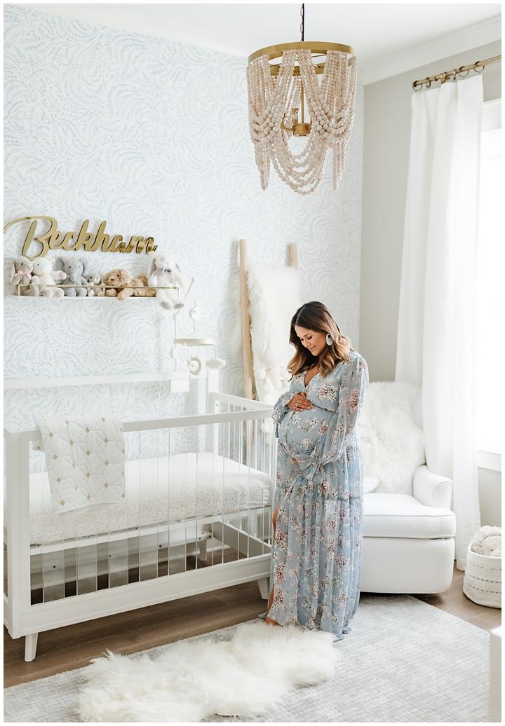 Baby P Nursery Reveal Haute Off The Rack