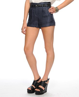 Forever21 Perfect Pleats Woven Short $22.80