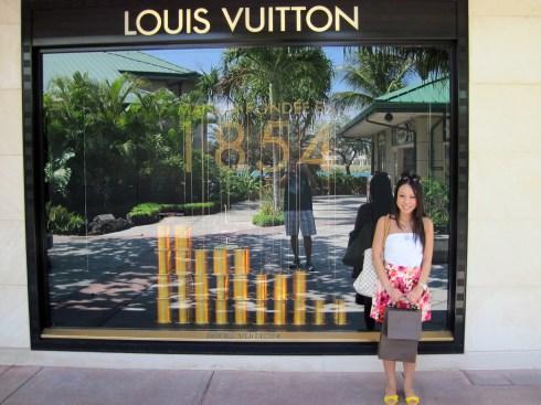 Louis Vuittons Store Hawaii Big Island An Dyer