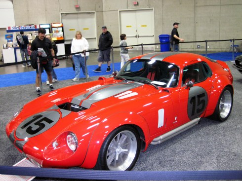Shelby Coupe De La Mans