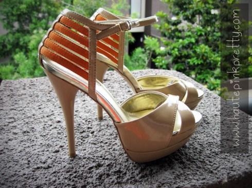 ShoeDazzle Lucia