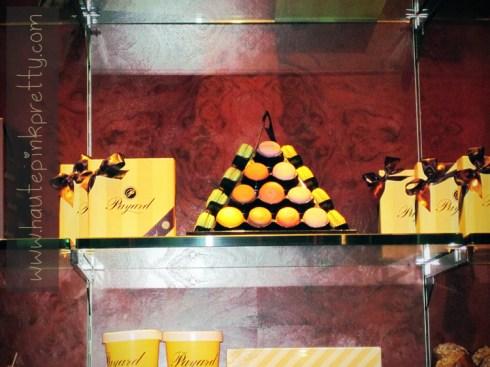 Payard Patisserie & Bistro Restaurant - Macaron Pyramid