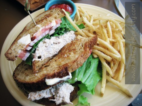 The Overlook Grill at The Cosmopolitan Albacore Tuna Salad