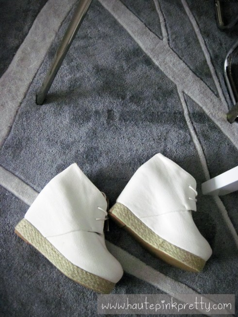 White Jeffrey Campbell Alexa
