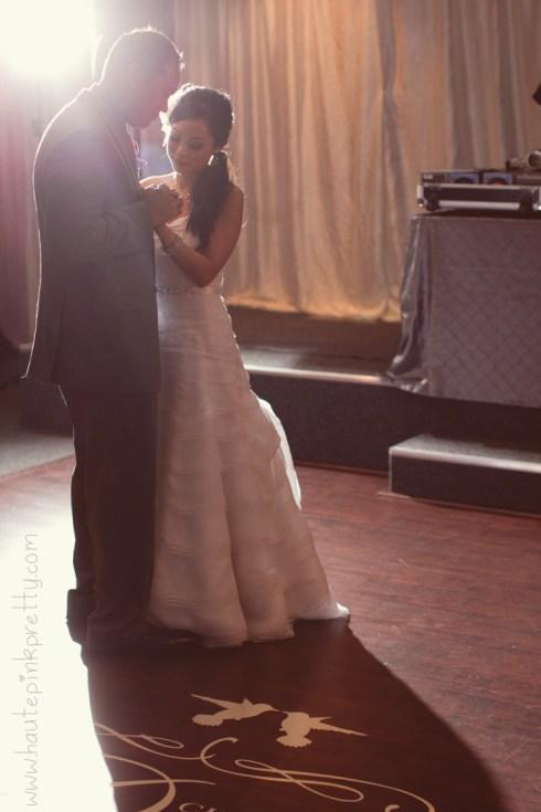 Dyer Wedding - First Dance