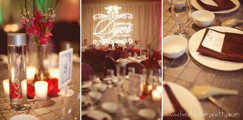 Dyer Wedding - Reception Tablescape