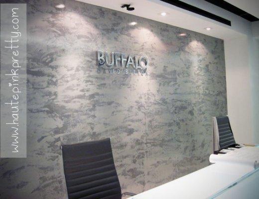 Inside Buffalo David Bitton Time Square NYC