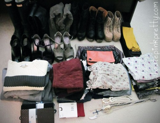 Packing for NYC