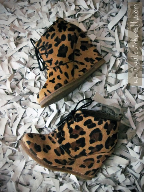 ShoeMint Jolly Leopard Pony
