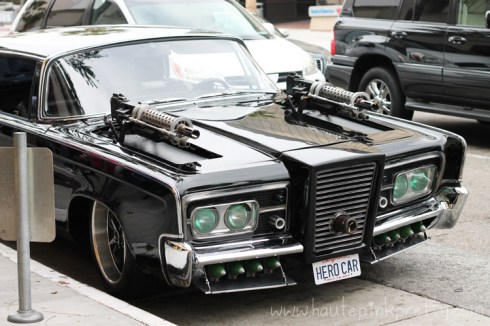 Black Beauty from The Green Hornet Movie