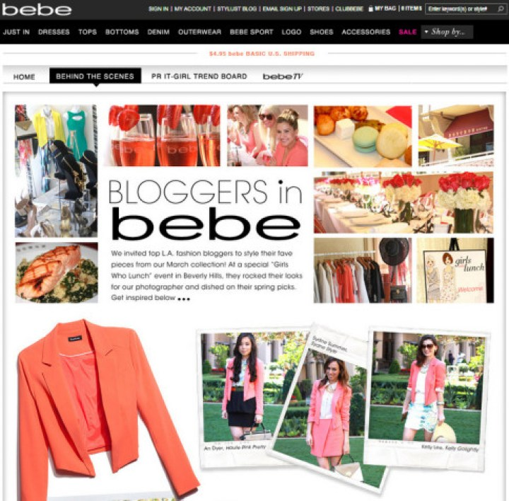 Bebe Feature