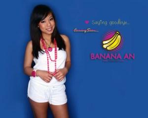 Saying Goodbye to Banana An