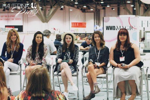 An Dyer - Official Digital Influencer Blogger at WWDMAGIC MAGIC Tradeshow Las Vegas Social House Panel - Social Media