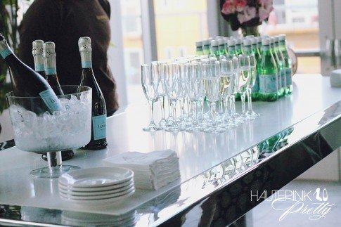 Duff Goldman x Godiva - Limited Edition Cake Truffle Press Event - Beverages
