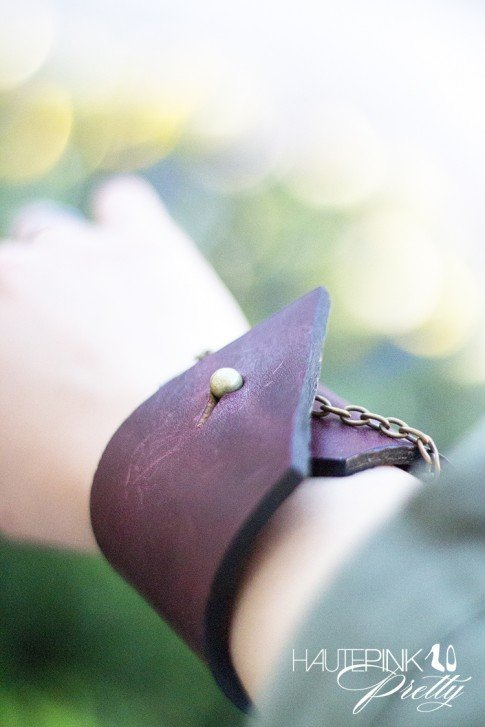 HAUSKRFT 1 of 1 Leather Cuff