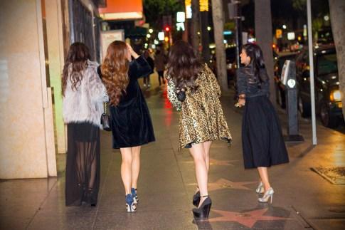 Melanee Shale, Joo Kim, lovejookim, An Dyer, hautepinkpretty, Sheryl Luke, walkinwonderland 2