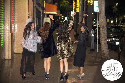 Melanee Shale, Joo Kim, lovejookim, An Dyer, hautepinkpretty, Sheryl Luke, walkinwonderland 4