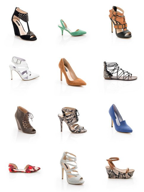 SHOEMINT GIVEAWAY - HAUTEPINKPRETTY 3 PAIRS OF SHOES
