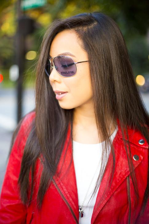 An Dyer Selfie Sunglasses by Vaun