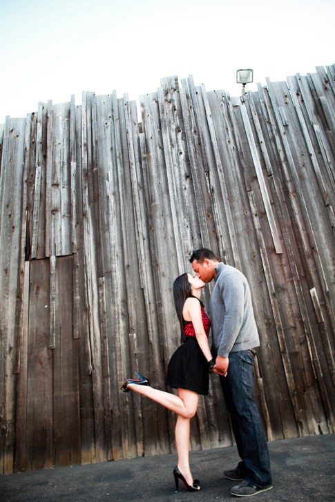 Chris & An Dyer - Engagement Photos 2009 by Brandon Kidd Photography 11