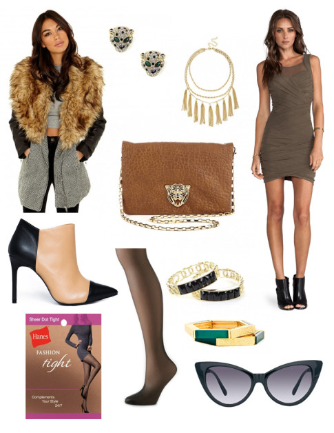 Girls Night Date Night Fall Fashion with Hanes