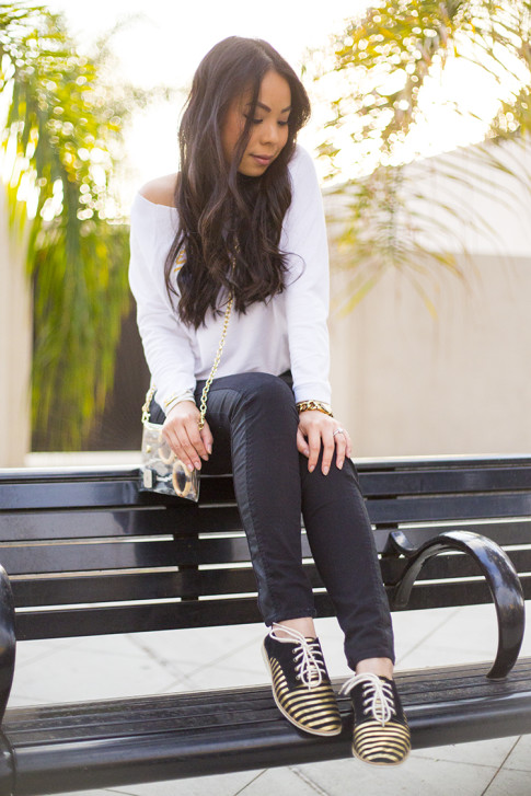 Stay Gold - HautePinkPretty Casual Style Post