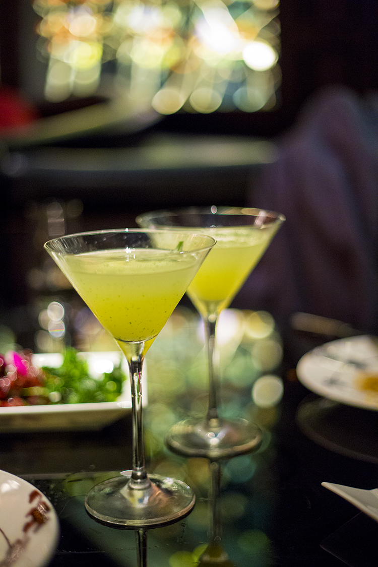 Hand Crafted Martinis