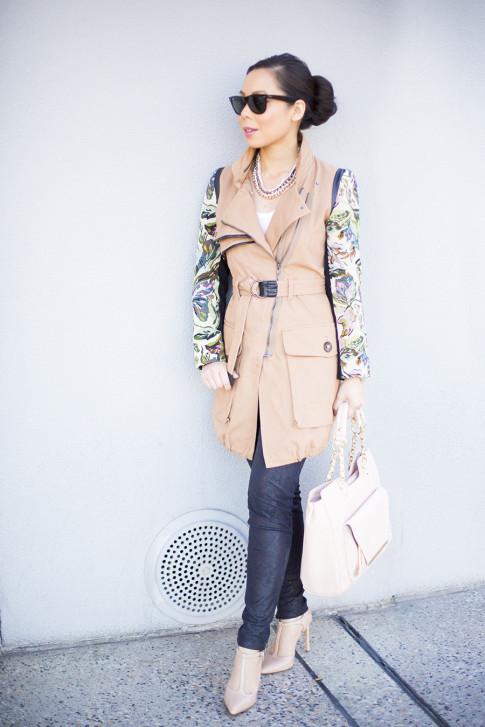 Trench Coat Style