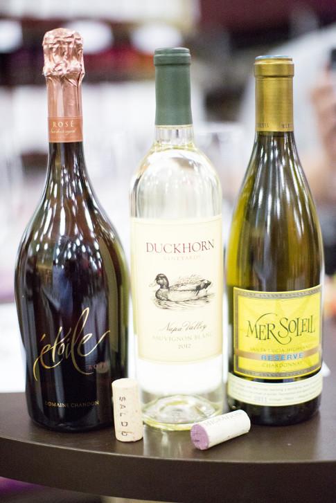 BevMoRiverside White Wines