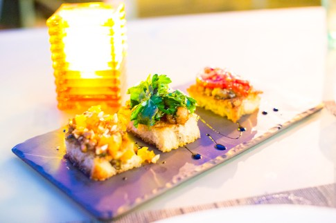 Marrow Toast Gordon Ramsay at the London West Hollywood