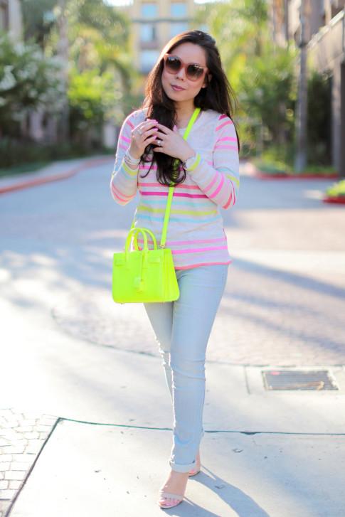 Neon Summer Style