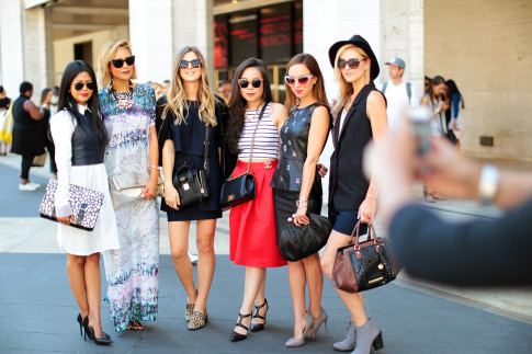 Streetstyle New York Fashion Week Day 1