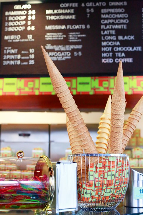 Gelato Messina Imported Australian Cones