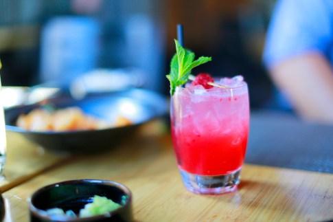 Sushi Roku Las Vegas Cocktails