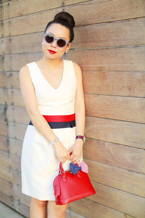An Dyer Labor Day Street STyle