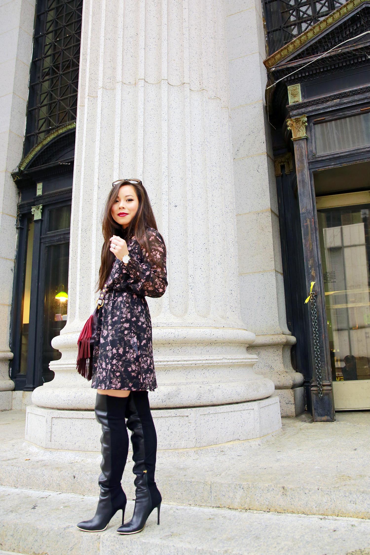 Hautepinkpretty new york fashion week day 1 a pop of malbec for When is fashion week over