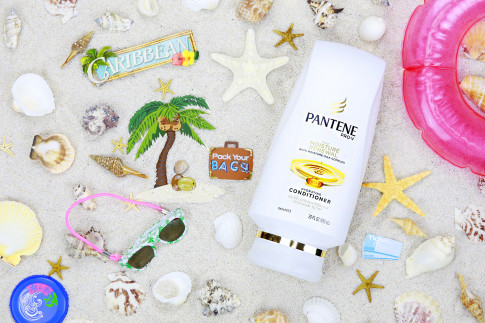 HautePinkPretty for Pantene Conditioner