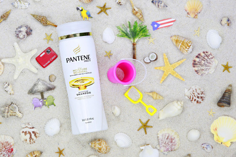 HautePinkPretty for Pantene Shampoo
