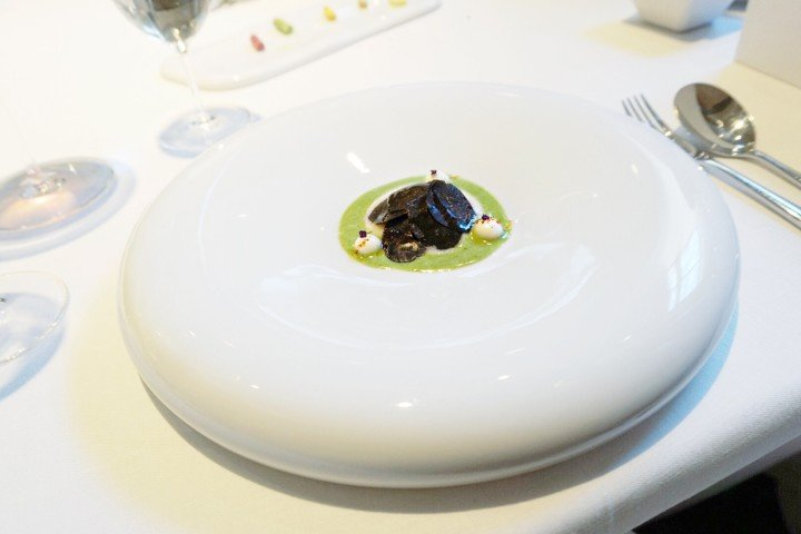 Restaurante Lasarte Barcelona - Two Michelin Star