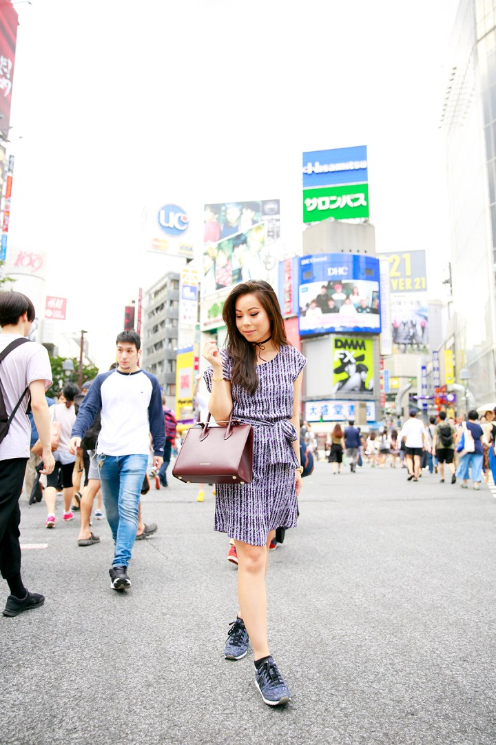 an-dyer-wearing-amour-vert-dress-new-balance-strathberry-in-shibuya