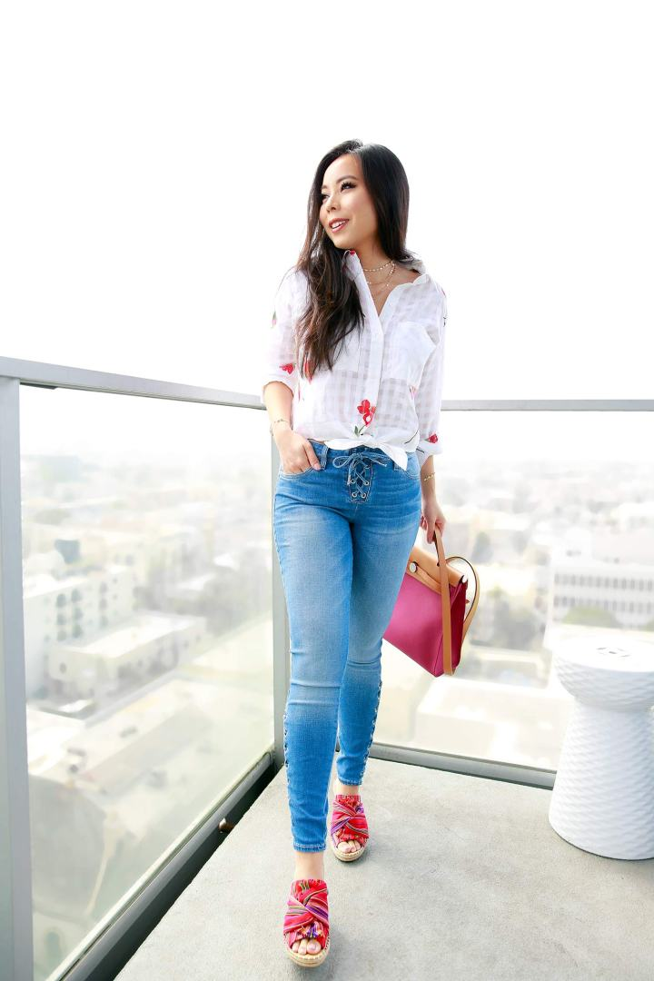 Los Angeles Lifestyle Fashion Blogger An Dyer