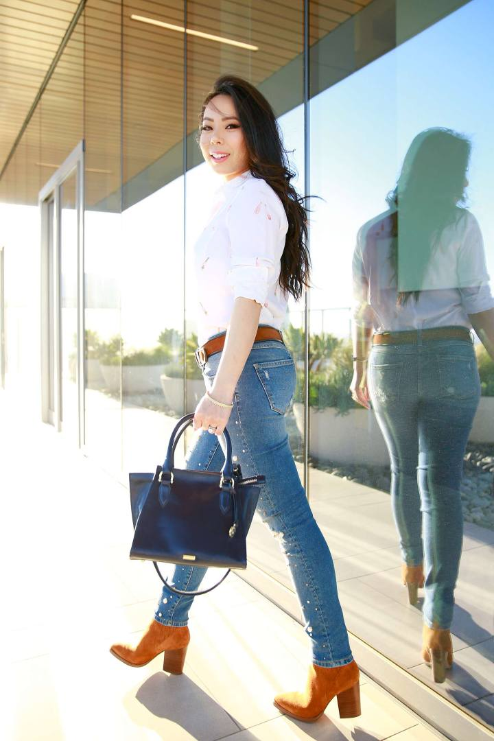 Los Angeles Fashion Lifestyle Blogger An Dyer Vietnamese Asian American