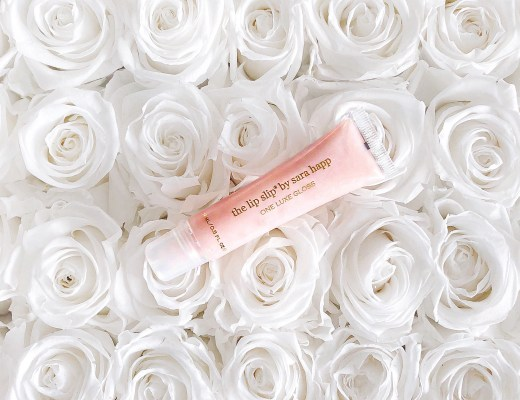 The Lip Slip by Sara Happ One Luxe Gloss