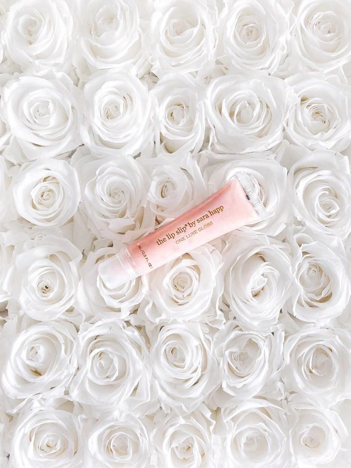 The Lip Slip by Sara Happ One Luxe Gloss