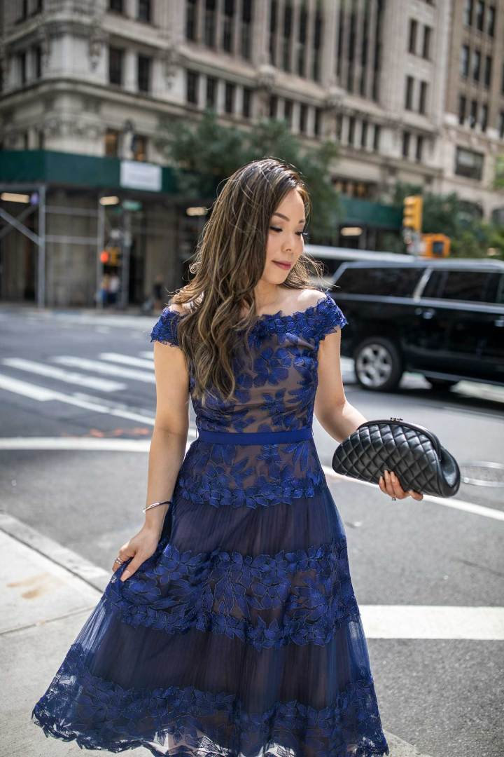 NYFW SS20 Street Style Tadashi Chanel Timeless Fashion Blogger An Dyer