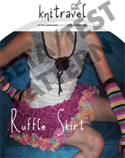 Knitravel.com Ruffle Skirt Pattern