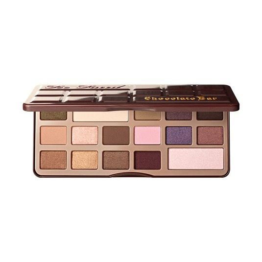 eyeshadow too faced chocolate bar
