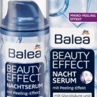Balea Beauty Effect Nacht-Serum / Nächster Versuch bitte