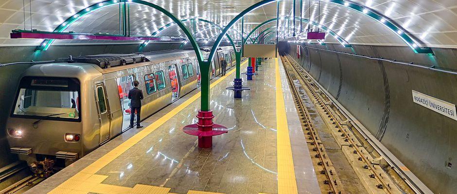 4. Levent'ten İstanbul Yeni Havalimanı'na Metro İle Ulaşım